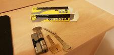 Yale Superior Euro Cylinder Lock Anti Snap Bump High Security 35 35