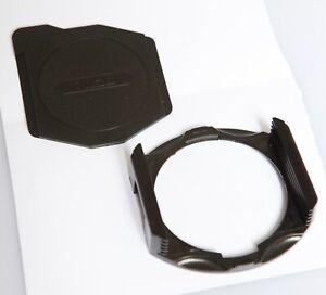 COKIN A SERIES FILTER HOLDER (British OEM, 4 filter) & Cap