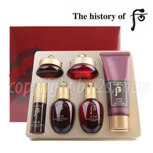 [The History of Whoo] Jinyulhyang Special Gift Set 6 Items