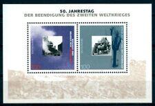 BUND - Mi-Nr. 1794-1795 - Block 31 ** BEENDIGUNG DES 2. WELTKRIEGES,  postfrisch