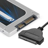 USB 3.0 to SATA 3 Adapter 6 Gbps 2.5inch External SSD HDD Hard Disk Drive for PC