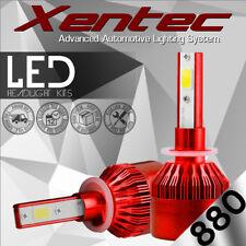 XENTEC LED HID Foglight Conversion kit 880 6000K for 1996-2002 Saturn SL2