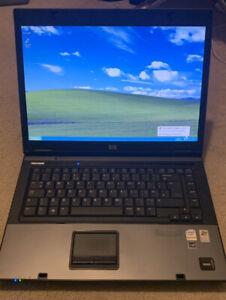 HP Compaq 6710b Intel Core 2 Duo 2Ghz 2Gb Laptop Windows XP Pro Retro Gaming DVD