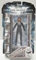 "Dark Knight Rises Movie Masters Catwoman Action Figure 6"" Mattel NIP 2012"