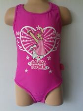 BNWT Debenhams Age 2-3 years pink LAZY TOWN swimming costume. FAST POSTAGE
