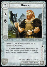 MECCG Middle Earth CCG • Beorn Black Bordered LIMITED ED FBB METW FRENCH NM