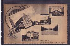 Cartolina Saluti da Borgo Panigale Bologna VEDUTINE H184