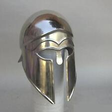 Greek Corinthian Helmet~ Medieval Costume ~ Corinthian Helm ~ Medieval Helmet