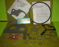GM THROTTLE BODY TBI TWIN INJECTOR POD REBUILD KIT repair gasket seal O-ring