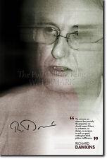 Richard Dawkins Art Print 4 Poster De Regalo Foto citar el ateísmo
