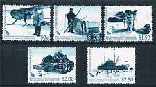 Ross Dependency 2007 Trans ANTARCTIC Expedition SG 104/8 Gomma integra, non linguellato