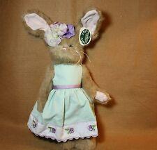 Bearington Bears Plush Penny Potter Adorable Dressed Bunny 2012