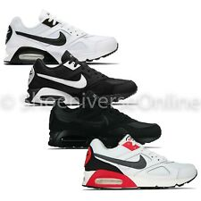 Men's Nike Air Max IVO Trainers Shoes Black White 580518 580520 Size 7 - 12 UK