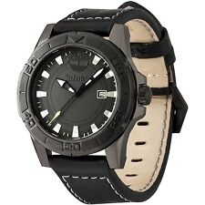 Timberland Stainless Steel Case Watches with 12-Hour Dial