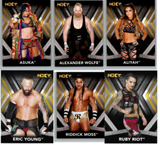 2017 Topps WWE NXT Wrestling - Base Set Cards - Choose From Card #'s 1-50