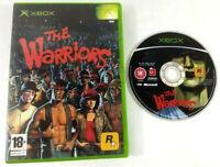 Jeu XBOX VF  The Warriors  Envoi rapide et suivi