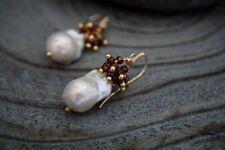 HANDMADE! Genuine Pearl Earrings 20243