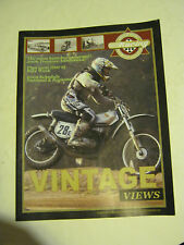 February/March 2009 issue 239/240 Vintage Views AHRMA Magazine  (BD-43)