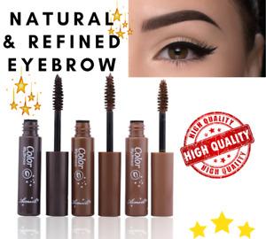 3Colors Long Lasting Waterproof Eyebrow Gel Mascara Cream Eye Brow Shadow Makeup