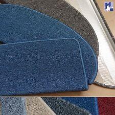 MITEX Stufenmatte TIM RODEO flache Schlingenware in 5 Farben mit Metallwinkel !