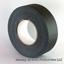 "Generic Black Gaffers Tape 2"" Wide X 60 yrd Roll Gaff"