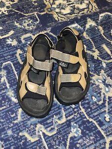 BITE Leather Golf Sandals Women's Size 10