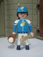 Playmobil Figures 70159 Serie 16 asiatischer Baseball Spieler