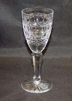 "Galway Crystal Castlerosse 5 1/2"" Wine Glass"