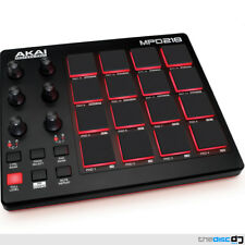 Akai MPD218 Performance Pad Controller, Ableton Live Lite, *Free Software""
