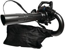 Troy Bilt Handheld Leaf Blower Vacuum Mulch Kit JumpStart Adjustable Speed New