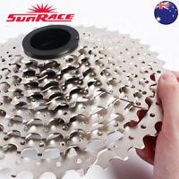 SUNRACE 8/9 Speed 11-40T Cassette Cogs MTB Bike Sprocket Wide Ratio Cassettes