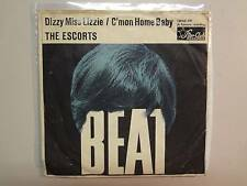 ESCORTS: Dizzy Miss Lizzie-C'mon Home Baby-Germany 1966 Star- Club Records PSL