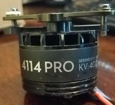 DJI 4114 PRO Motor w/ Black Prop Cover for S800 EVO S900 S1000 minor damage READ