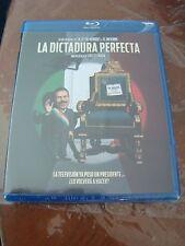 LA DICTADURA PERFECTA BLU RAY DAMIAN ALCAZAR ALFONSO HERRERA NUEVO 2014 MEXICO