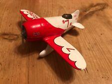 Airplane Gee Bee diecast metal toy plane rare Oop vintage World War 2 Nr2161