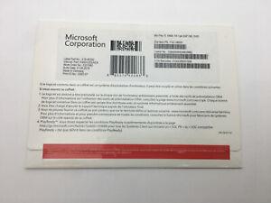 Windows Pro 64Bit FR 1pk DSP OEM DVD - French