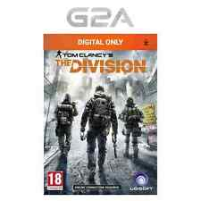 Tom Clancy's The Division Key [PC Game] UPLAY Digital Download Code [EU] UK/NEW