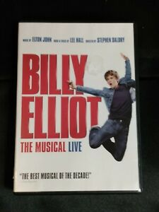 Billy Elliot: The Musical Live - Music By Elton John Like New Condition