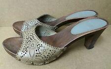 Sisley Brown Shoes Size 7 <J4424