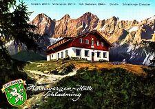 Hochwurzen-Hütte , Schladming , Ansichtskarte , 1969 gelaufen