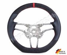 Porsche MACAN PANAMERA CAYENNE Lenkrad abflachen + Alcantara STEERING WHEEL