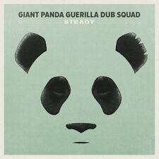 GIANT PANDA GUERILLA DUB SQUAD - STEADY (LTD.EDITION)   VINYL LP NEW!