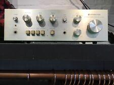 Vintage 1970's Kenwood Ka-1400G Stereo Intergrated Amplifier Silver Face Japan