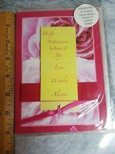 Wife Happy Birthday Greeting Card Marian Heath