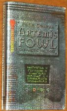 Artemis Fowl The Arctic Incident - Eoin Colfer SIGNED UK 1st/6th HC/DJ NFINE!