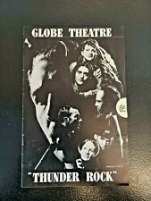 More details for rare ww2 thunder rock globe theatre programme