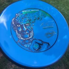 Mvp Disc Sports Special Edition Le Rudolf Clausius Stamped Neutron Entropy!