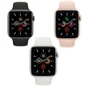 Apple Watch Series 5 - 40/44mm - GPS/Cellular - Space Grey / Silver / Gold