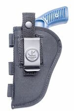 "Nylon OWB Belt Holster 3"" Barrel Revolvers, Ruger GP 100"