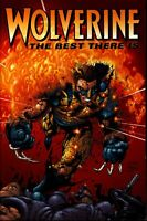 (Original Book) MARVEL COMICS THE BEST THERE IS / WOLVERINE (PB)